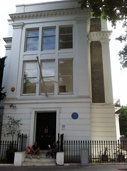Photo of Henry Cole blue plaque