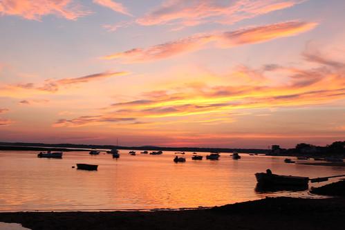 Sunset, Plum Island, Newburyport, Mass