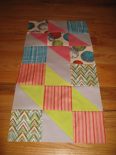 Sisters 10, June blocks