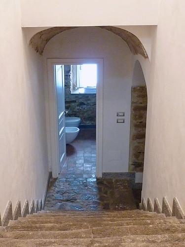 stairways down