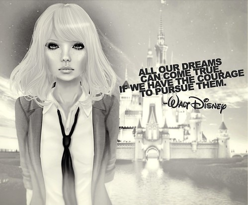 SL Disney Bound - Mr. Walt Disney ; TWO