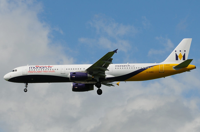 Monarch Airlines News