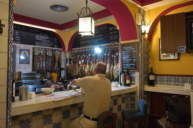Madrid Jabugo I