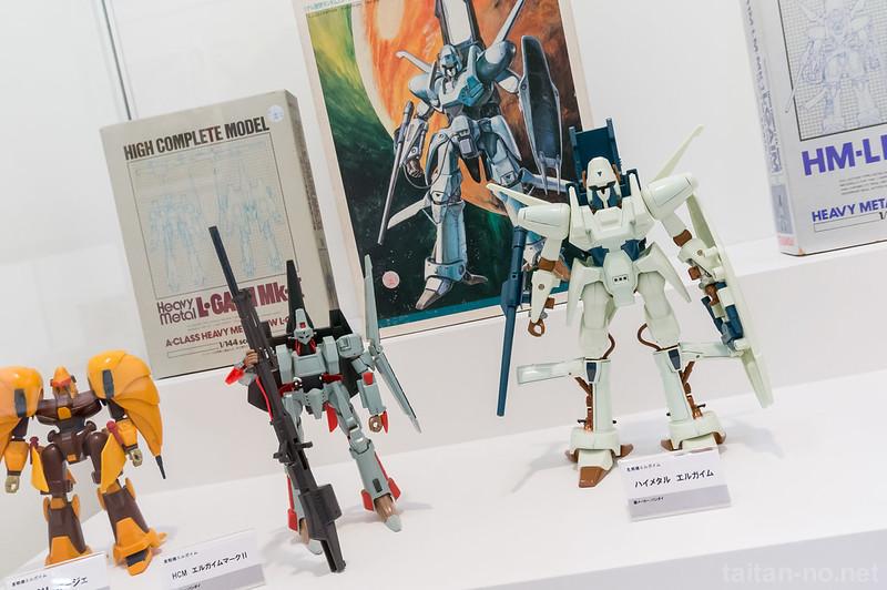 キャラホビ2013-リアルロボット博物館-DSC00500