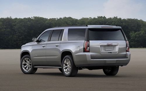 2015 GMC Yukon XL and Denali