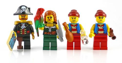 LEGO 850839 Classic Pirate Set 11