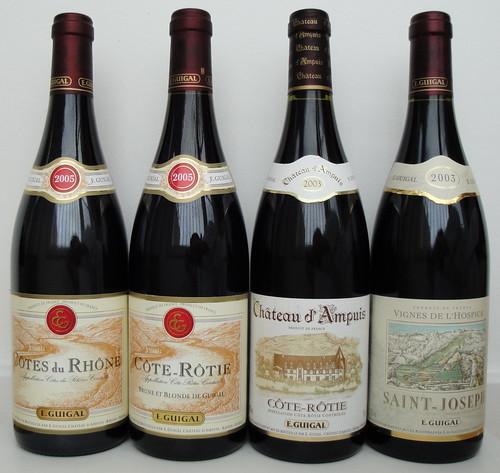 Guigal_bottles