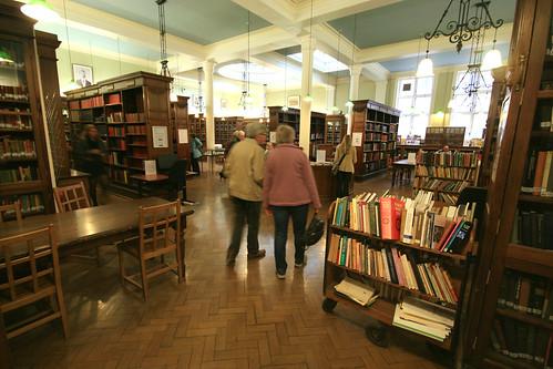 Bishopgate Institute Library