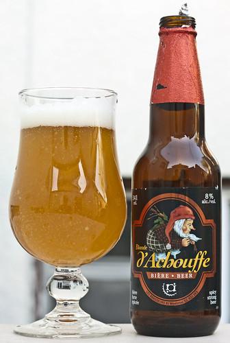Review: Blonde d'Achouffe (Brasseurs RJ) by Cody La Bière