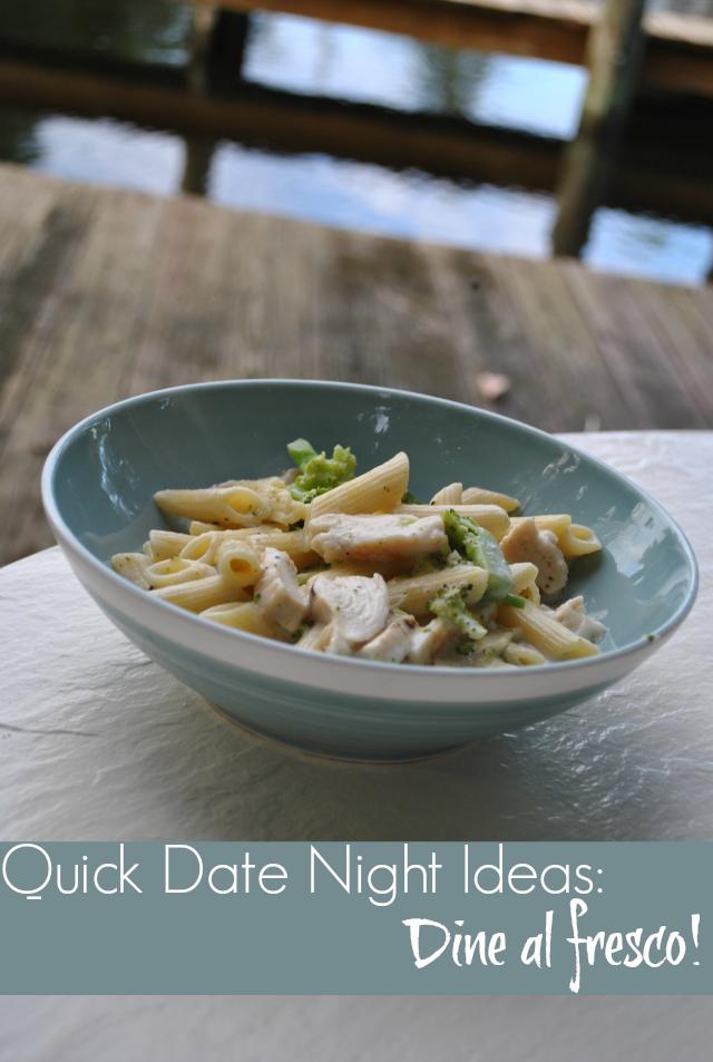 quick date night ideas