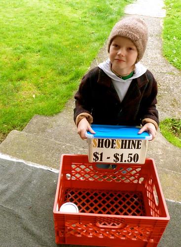 Shoe Shine Boy