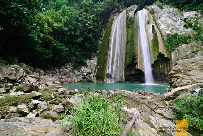 Iligan City's Dodiongan Falls