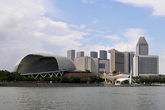 Singapore - Esplanade Center