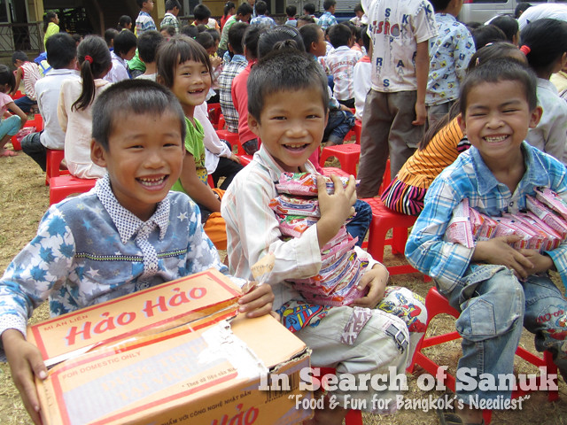 hao hao kids in cao bang