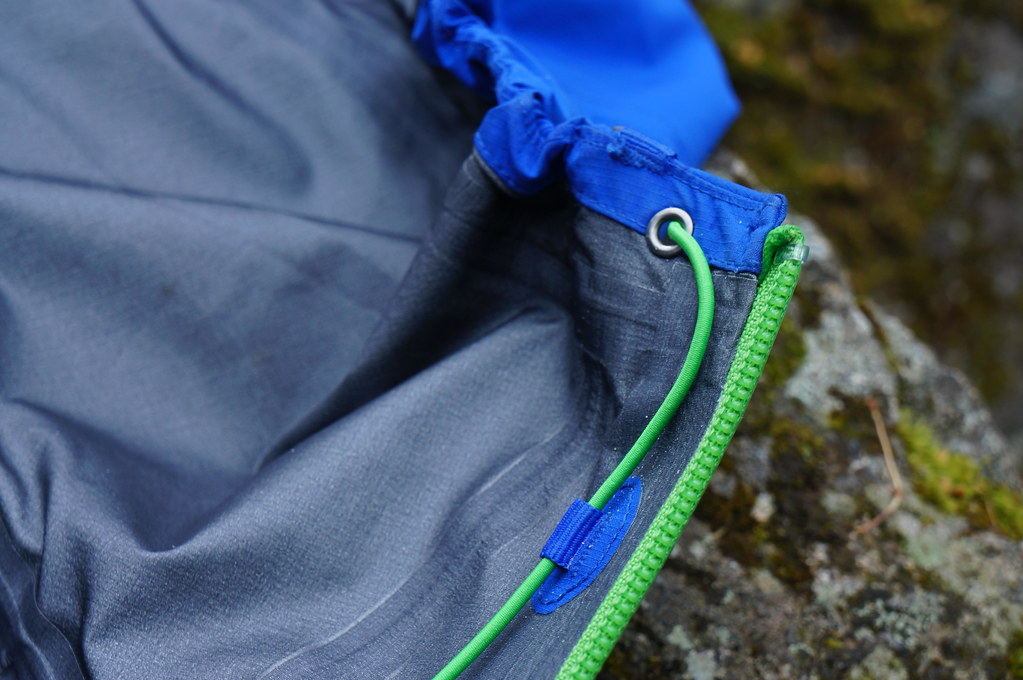 Marmot Speed Light Jacket Hiking in Finland