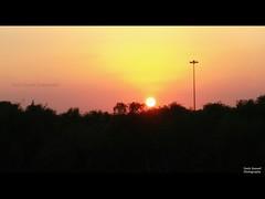 Sunset @ Abu dhabi