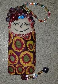 My Dotee Doll from Dagmar