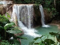 Waterfall, Agua Azul, Chiapas, Mexico