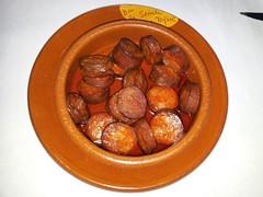 San Rafael, Segovia | La Serrata | Chorizo