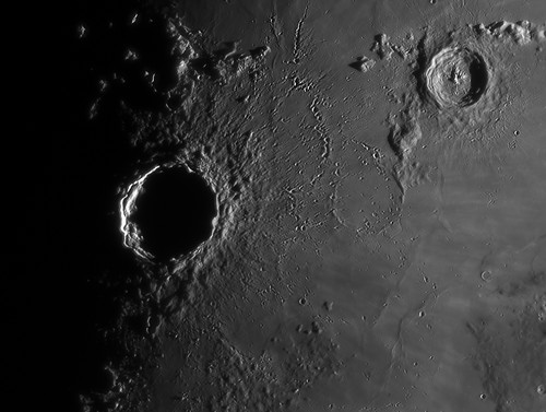 Copernicus in shadow (reprocess) 090305 by Mick Hyde