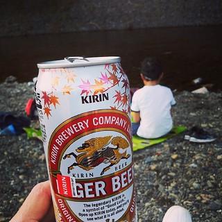 パパたちはビール