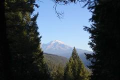 Mount Shasta vocanic