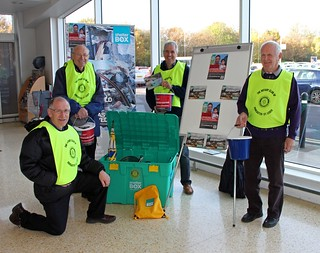 ShelterBox Fundraising - Rotary Club of Doncaster St. Leger