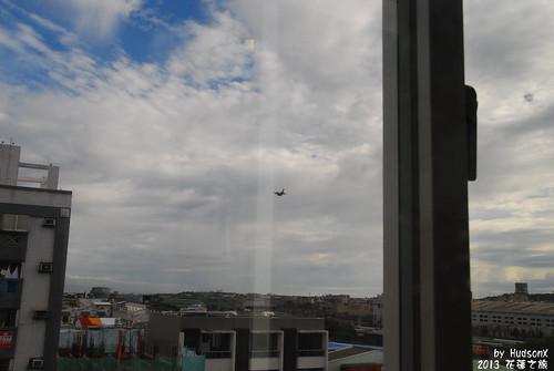 還可以看飛機