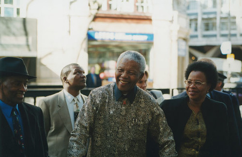 Nelson Mandela, South Africa's anti-apartheid icon dies at age 95