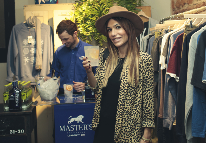 barbara crespo shopping tour the corner shop huertas madrid opening