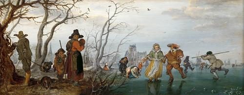 003-Invierno, Adriaen Pietersz. van de Venne, 1625-Rijkmuseum