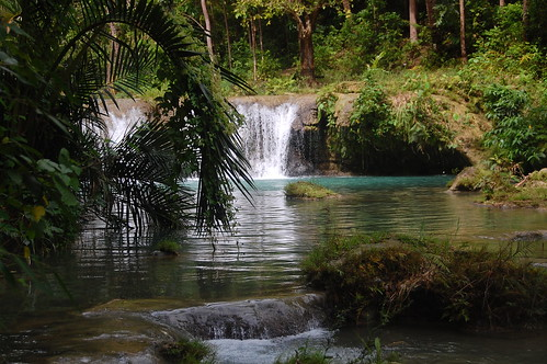 Siquijor Island Waterfall