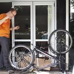 So, 29.12.13 - 09:51 - Bike auspacken und montieren