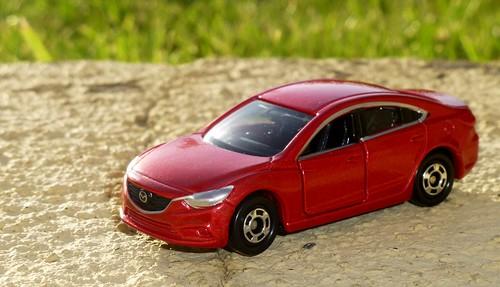Tomica No. 62 Mazda Atenza (Mazda 6) 3rd Gen