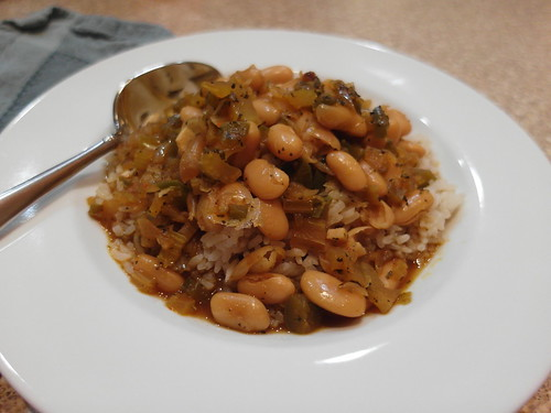 Creole White Beans