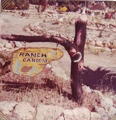 A Cactus Garden sign
