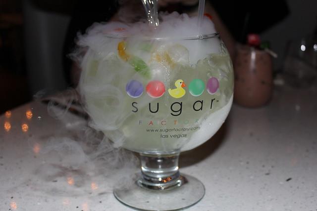 Sugar Factory #runawaytovegas