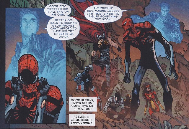 Superior Spider-Man 25 Spoilers