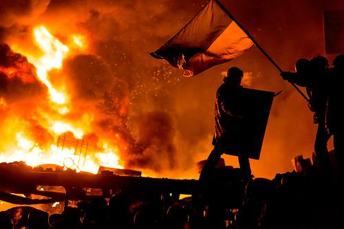Tomas Rafa: Euro Maidan Kiev, Ukraine, 2014