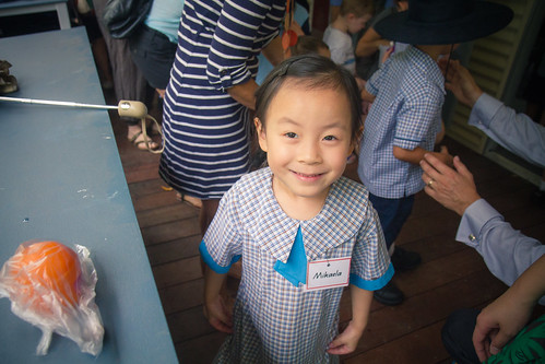 First Child, First Day at School by Mervin Chiang