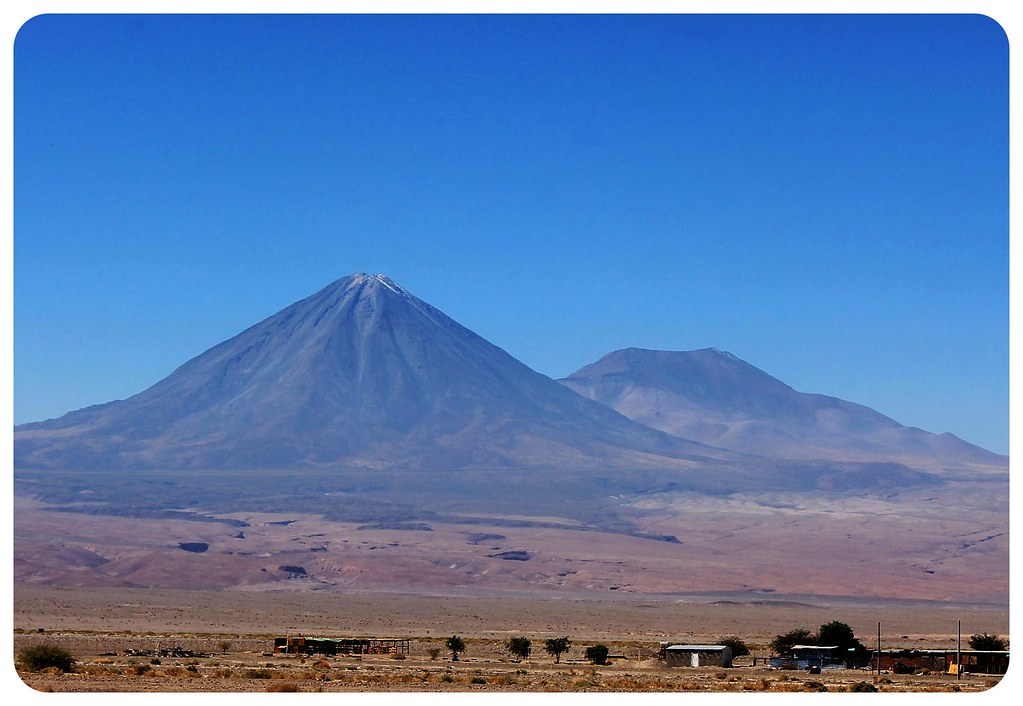 san pedro de atacama volcano lincancabur chile