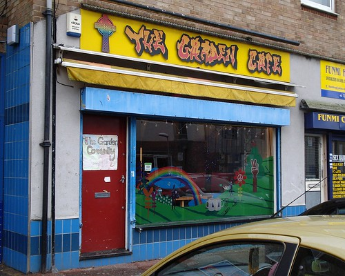 Garden Community Cafe, Custom House, London E16