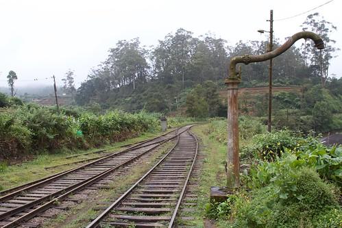 station steam sri lanka ambewela rrailway
