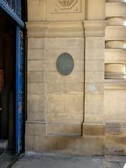 Photo of Bronze plaque number 10238