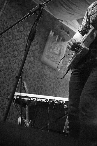 New Dog 13.02.2014 @ Schokoladen, Berlin