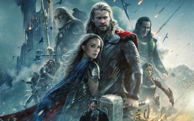 thor 2 the dark world film review uk lifestyle blog