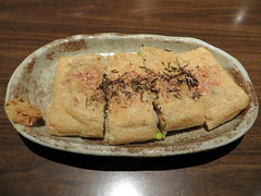 Aburage natto