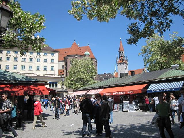 Munich 2011 - Viktualienmarkt