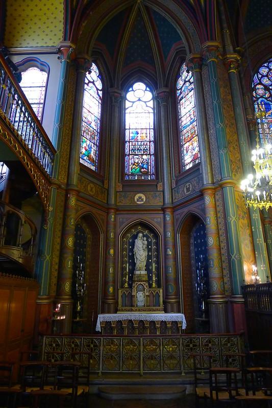 L'église Saint-Eugène-Sainte-Cécile - Paris