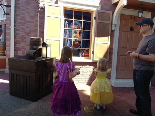 Sorcerers of the Magic Kingdom